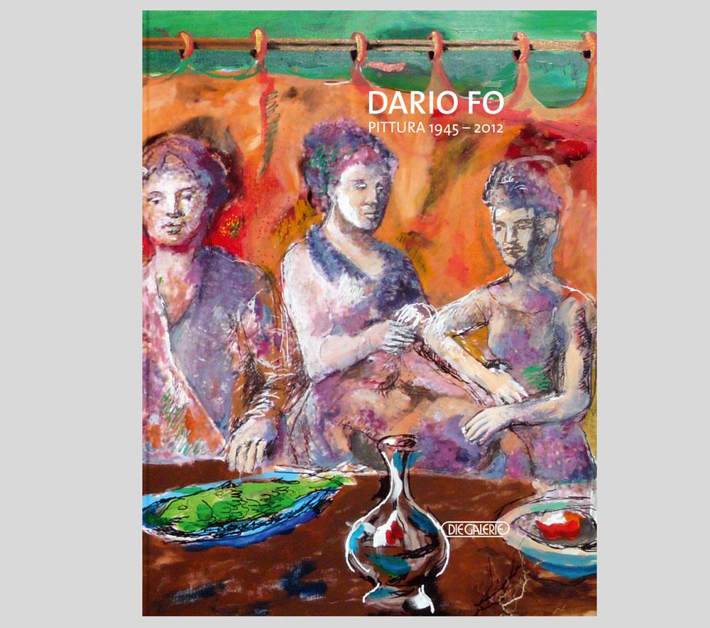 DIE GALERIE | Kunstkatalog Dario Fo