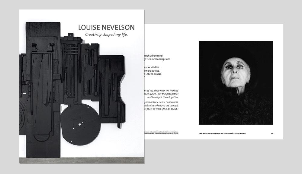 DIE GALERIE | Kunstkatalog-Louise-Nevelson