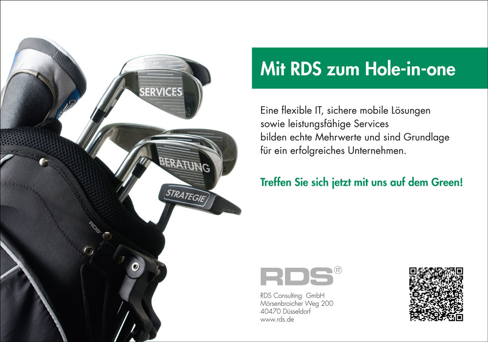 RDS Consulting | Imageanzeige