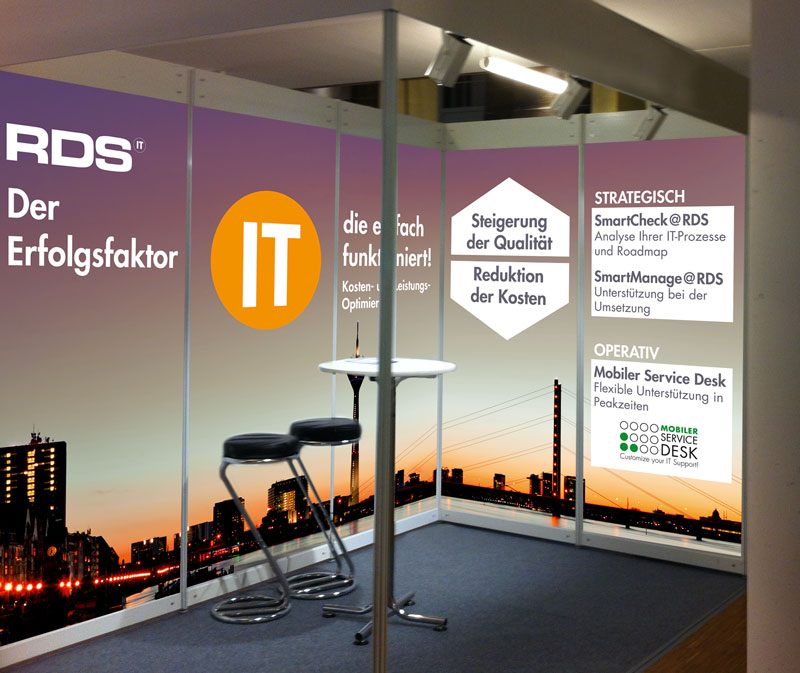 RDS CONSULTING | Messestand