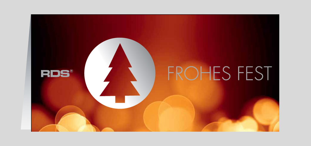 RDS CONSULTING   Weihnachtskarte