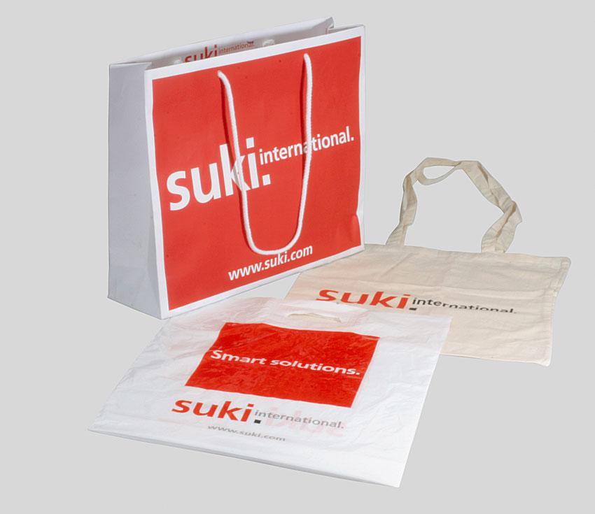 Tüten, Beutel für suki.international