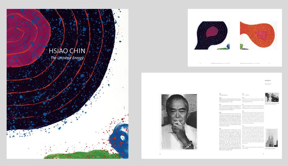 DIE GALERIE | Kunstkatalog-Hsiao Chin