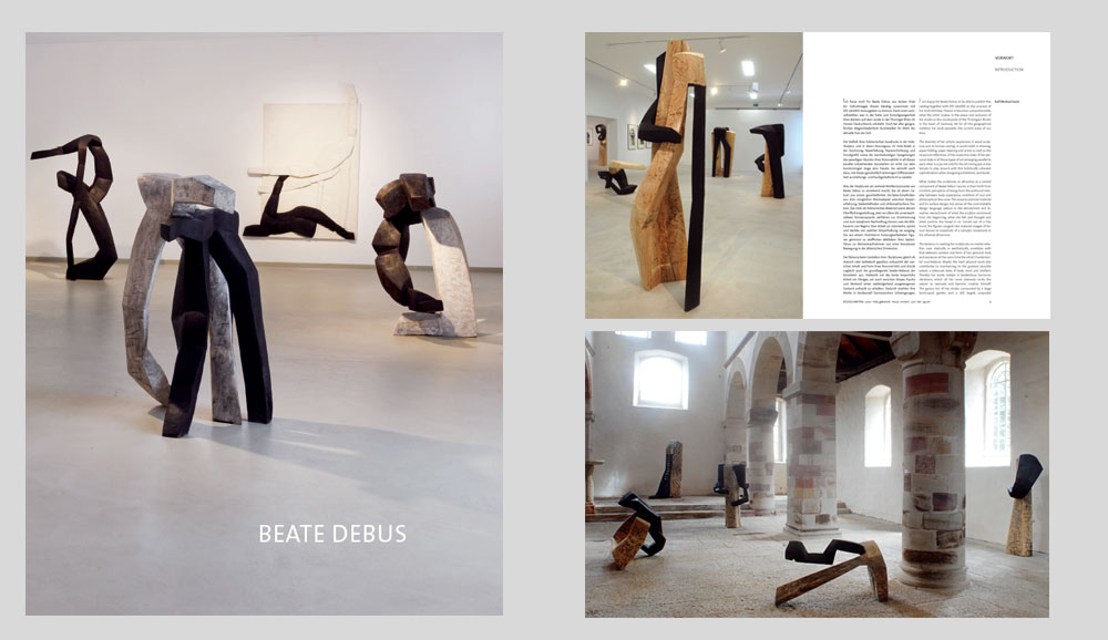 DIE GALERIE | Kunstkatalog Beate Debus
