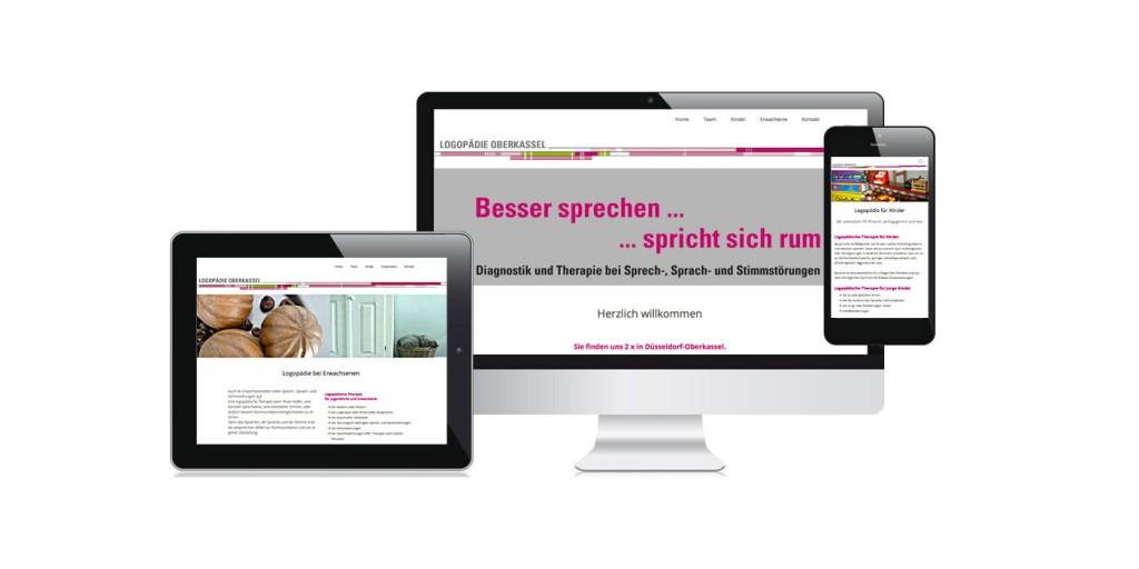 LOGOPÄDIE OBERKASSEL | Homepage