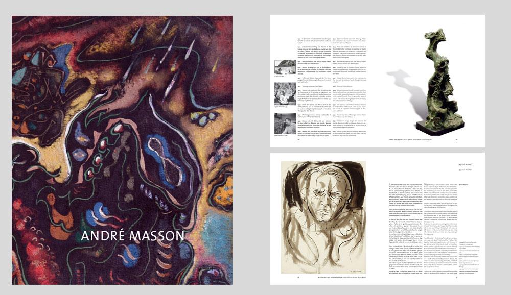 DIE GALERIE | Kunstkatalog André Masson