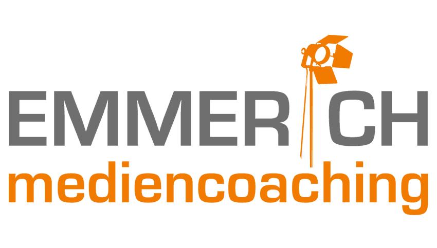 EMMERICH MEDIENCOACHING | Logoentwicklung