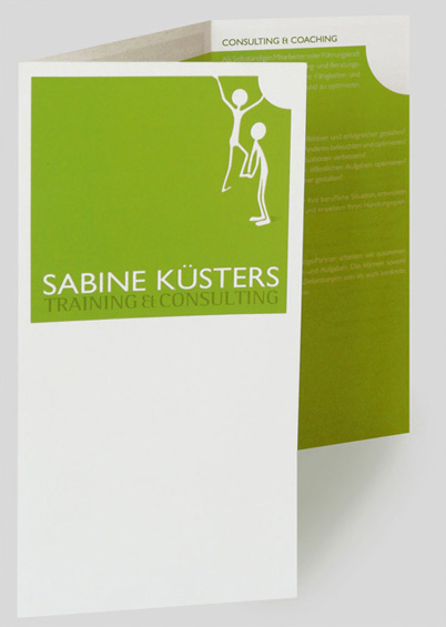 SABINE KÜSTERS TRAING & CONSULTING | Imageflyer