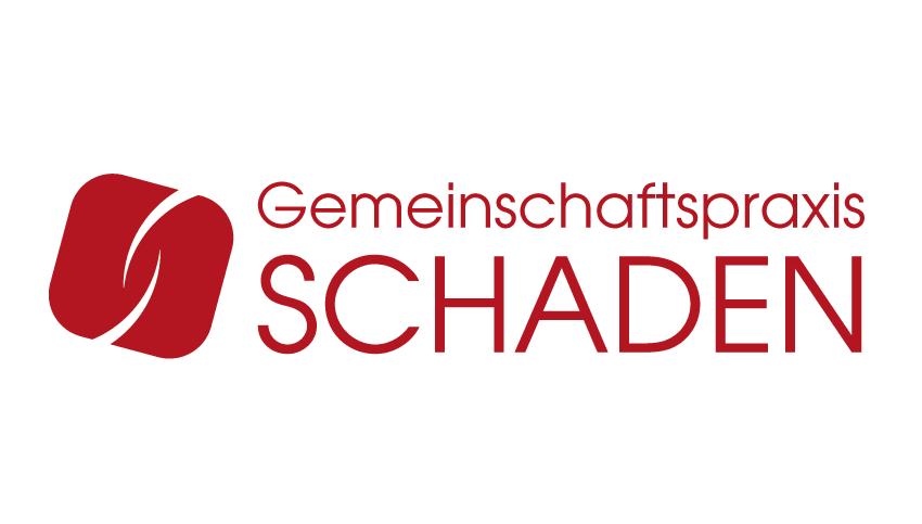 GEMEINSCHAFTSPRAXIS SCHADEN   Logoüberarbeitung