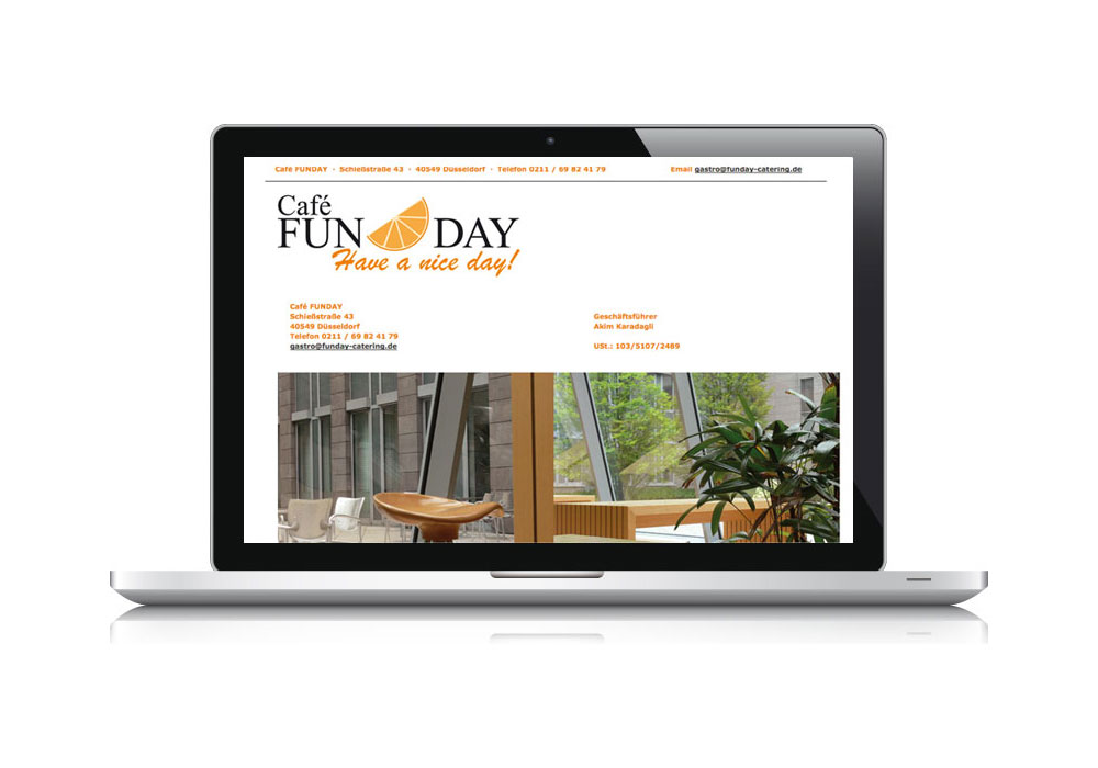 CAFE FUNDAY | Homepage
