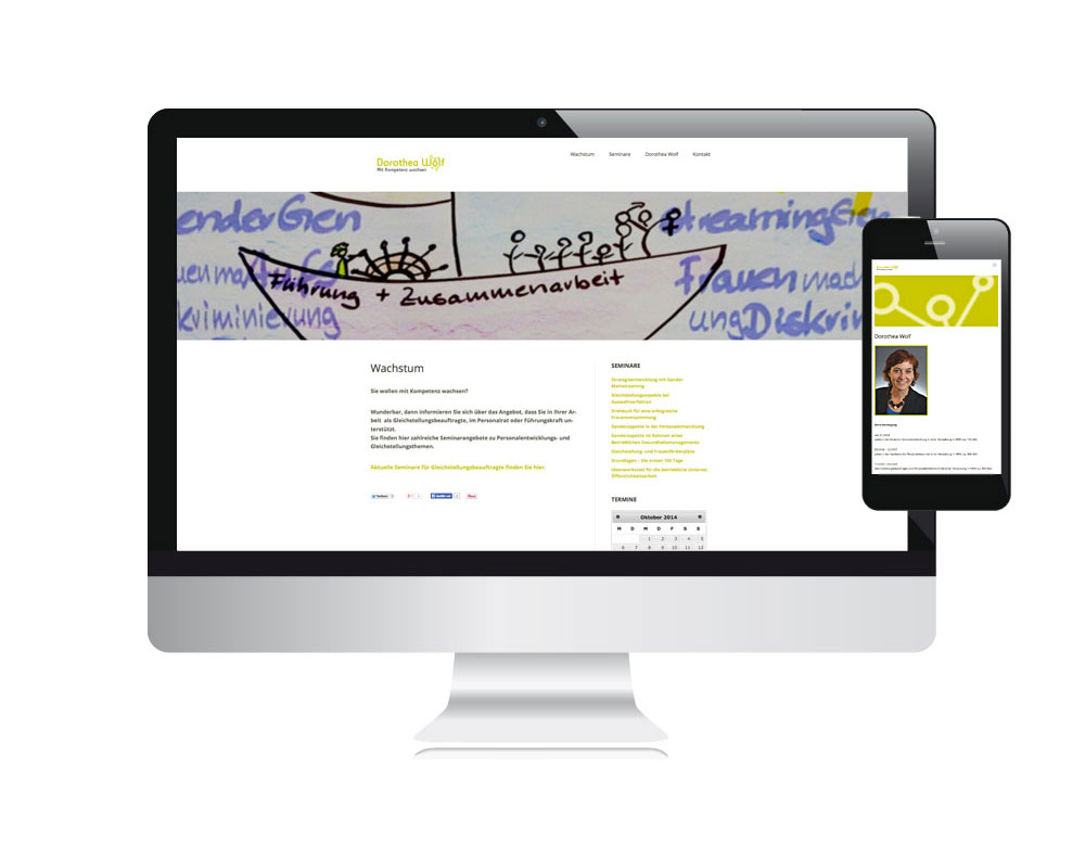 DOROTHEA WOLF | Homepage
