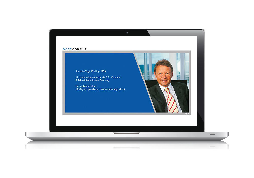 VOGT CONSULTING   Homepage