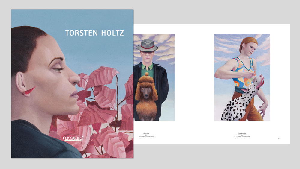 DIE GALERIE | Kunstkatalog Torsten Holtz