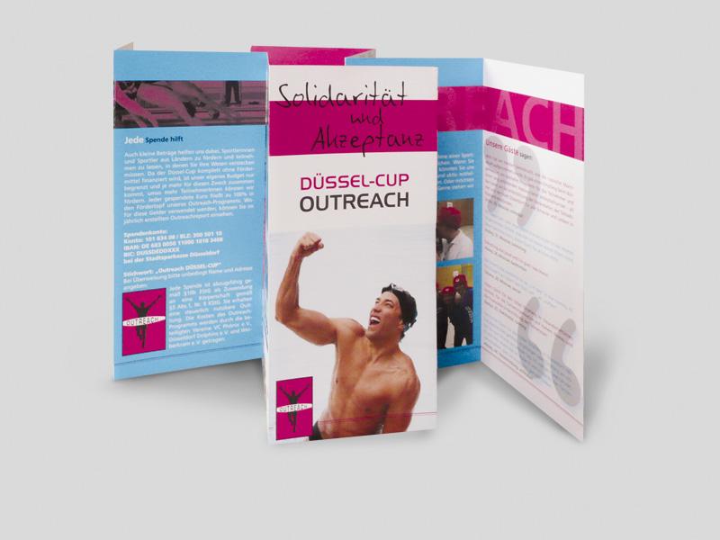 DÜSSEL-CUP | Outreach Info-Flyer