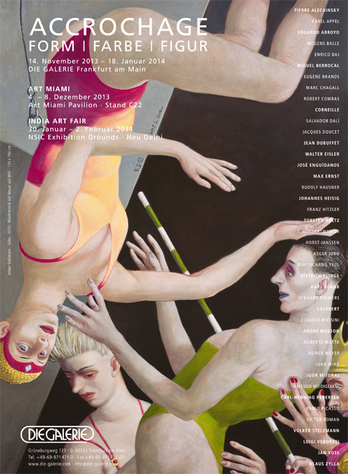 DIE GALERIE | Weltkunst-Anzeige