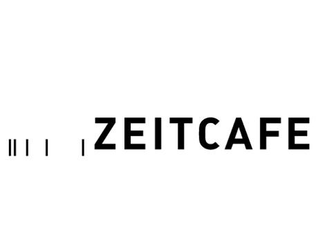 Logoentwicklung ZEITCAFE für Stockheim Catering