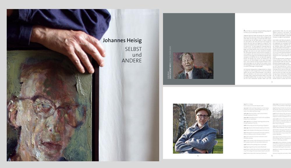 DIE GALERIE | Kunstkatalog-Johannes Heisig