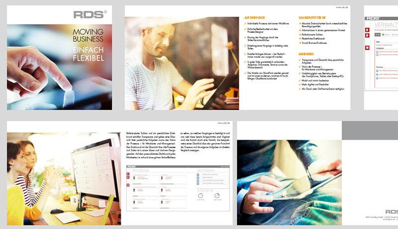 RDS CONSULTING | Broschüre zum Digitalen Vorgangsmanagement